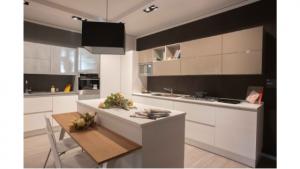 Immagine cucina Scavolini esposta da Siffredi Mobili Villanova d'Albenga