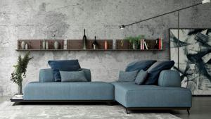 Salotto con divano Doimo Salotti proposto da Siffredi Mobili Villanova d'Albenga