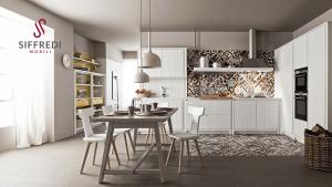 Cucina linea Maestrale di Scandola Mobili, Siffredi Mobili Villanova d'Albenga